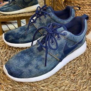 NIKE Unisex Denim Sneakers